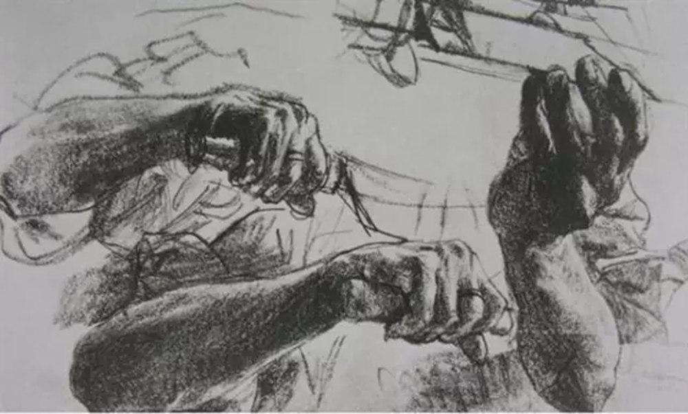 杭州艺考画室,杭州画室素描培训,杭州素描画室,18