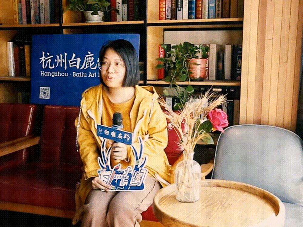 杭州白鹿画室有约|王曼真:在艺术氛围下长大,12