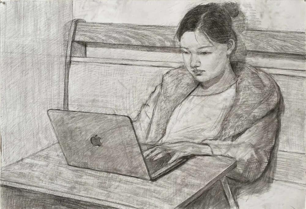 杭州艺考画室,杭州画室培训,杭州画室作品欣赏,15