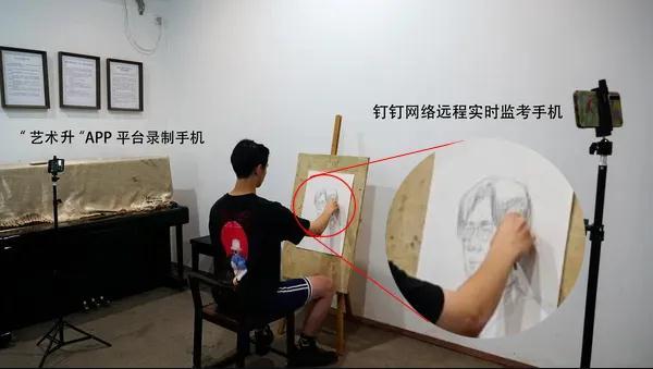 杭州画室,杭州艺考画室,杭州美术校考培训,10