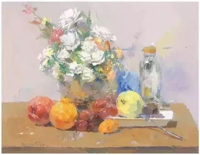 杭州艺考画室给你全面剖析色彩风景与色彩静物,美术生速看,21