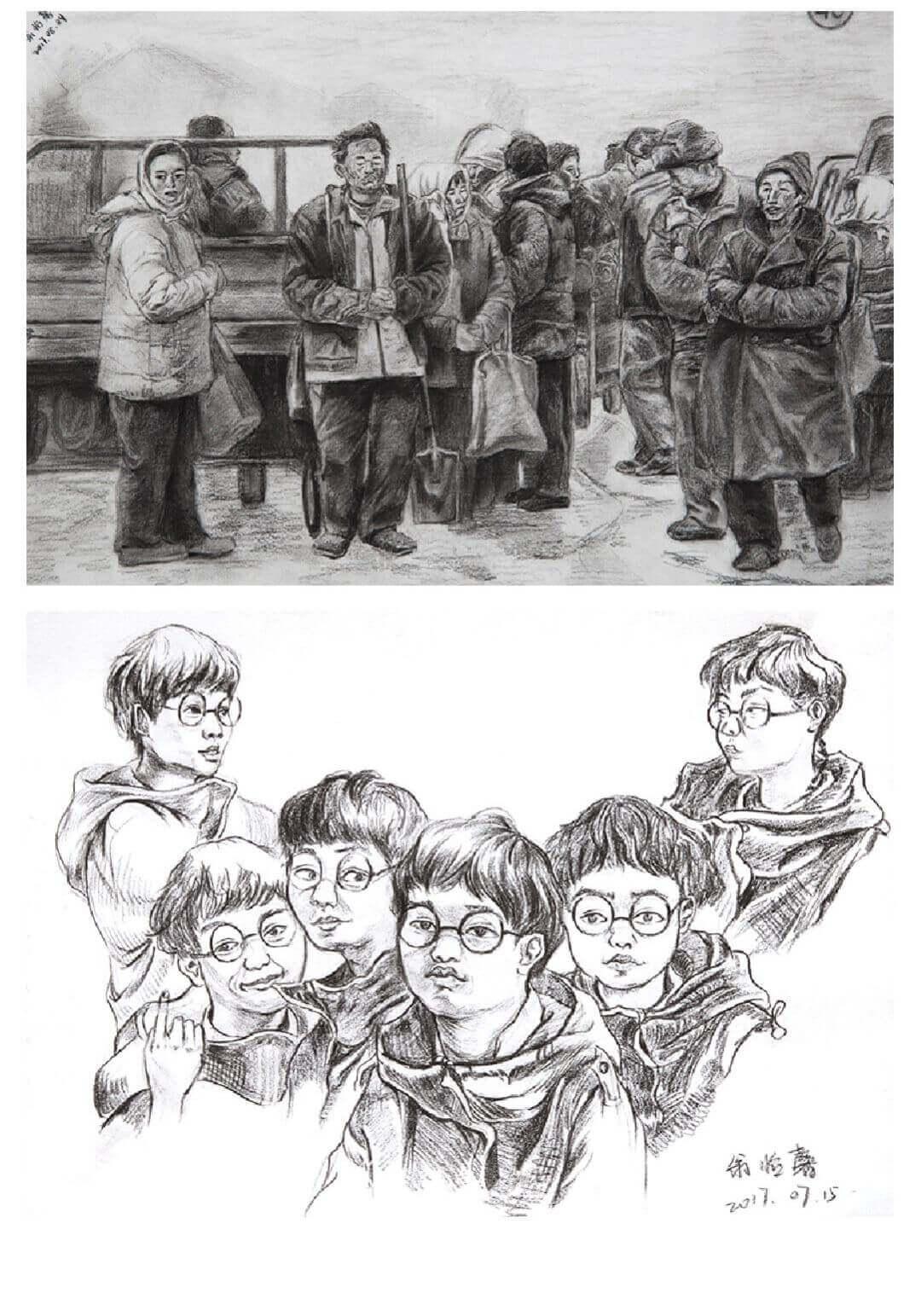杭州画室,杭州画室暑假班,杭州画室招生,19