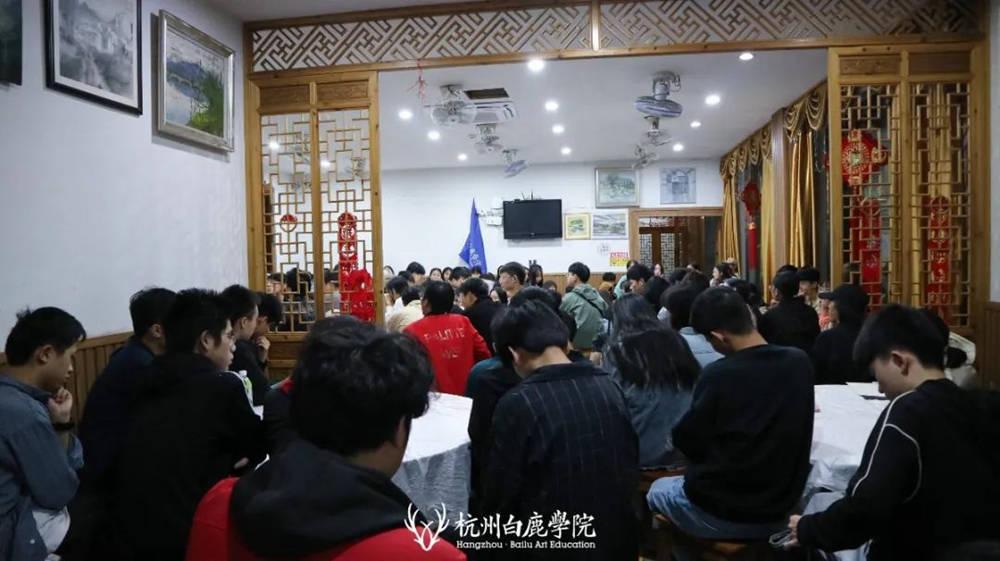 杭州艺考画室白鹿写生季 | 画画的Baby们安全抵达写生地啦,59