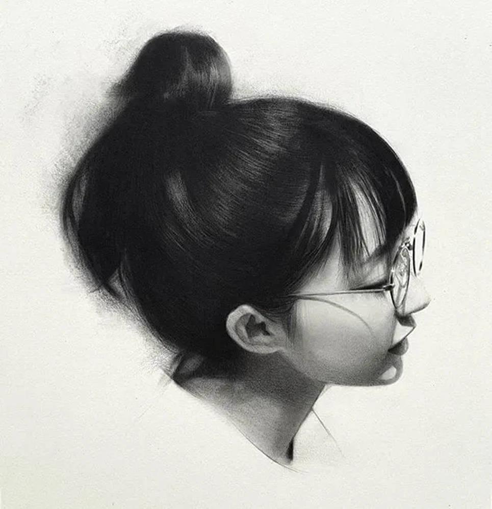 杭州艺考画室给你整理了神韵素描,看看这扎实的功底,27