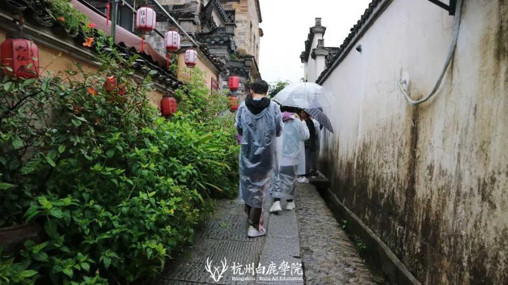 杭州艺考画室白鹿写生季 | 秋天的第一场写生未完待续,25