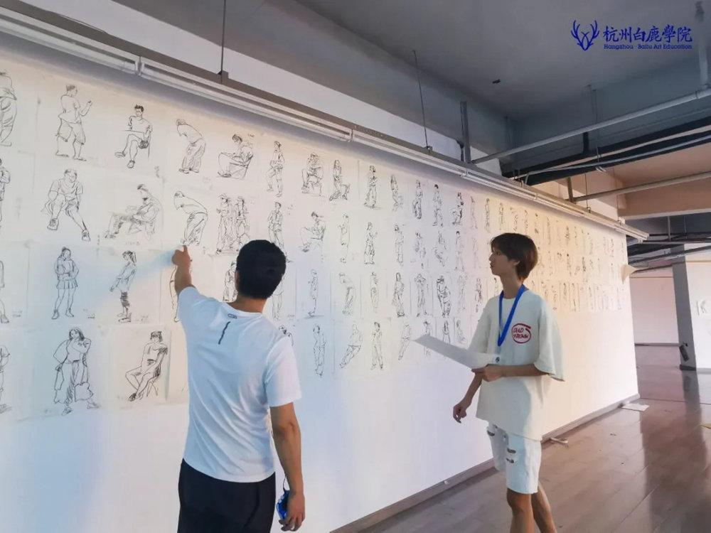 暑期杭州艺考画室关键词,08