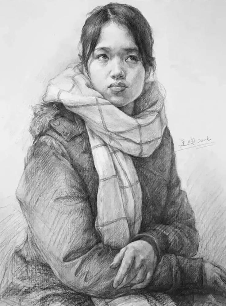 杭州艺考画室,杭州素描画室,杭州画室培训,22