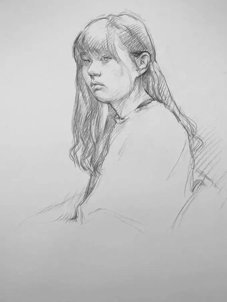 杭州艺考画室,杭州素描画室,杭州画室培训,23