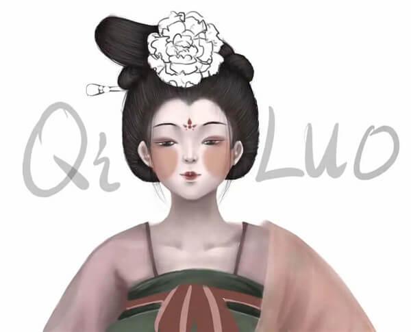 杭州美术培训班白鹿有约 | 明秋雨:她小小的身体竟然蕴藏如此强大的能量,10