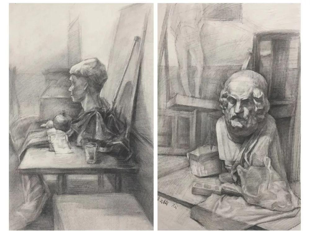 杭州画室,杭州白鹿画室,杭州艺考画室,19