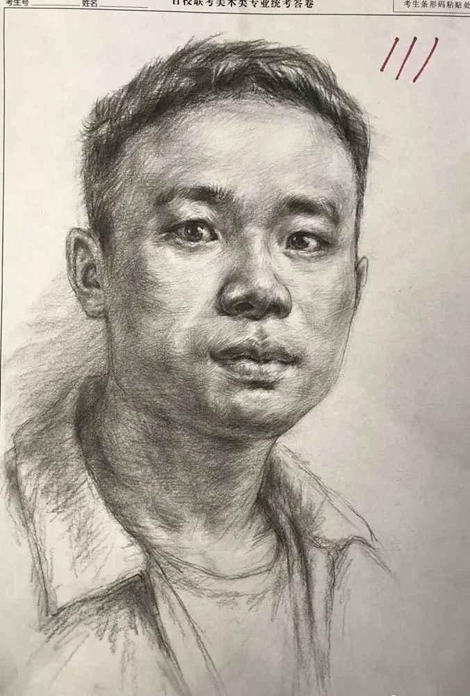 杭州美术培训班带你看21届江苏美术联考一模试卷,10