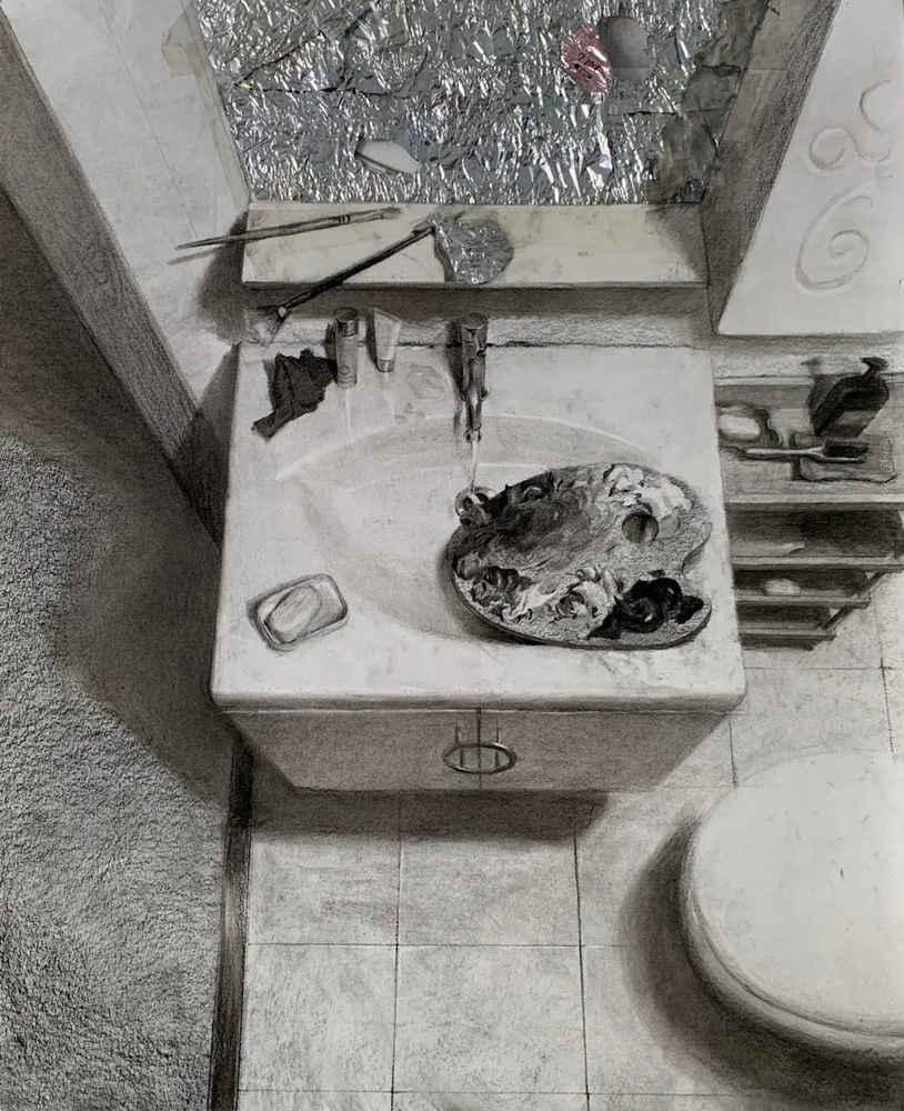 杭州艺考画室,杭州画室培训,杭州画室作品欣赏,35