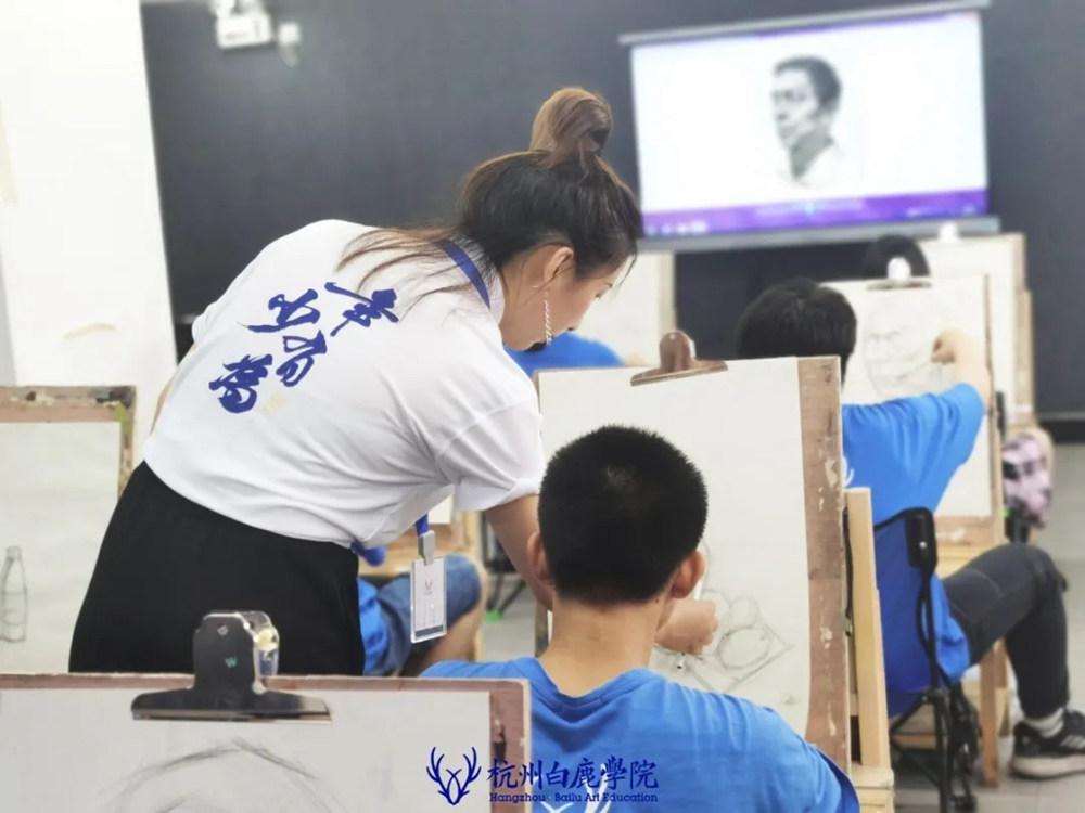 杭州艺考画室日常 | 你说美术生考大学很容易?要不你来试一试,41