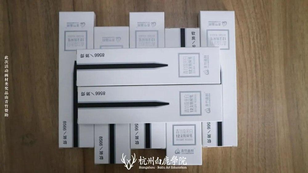 杭州美术培训班白鹿写生季 | 王者小组已诞生?确实有两把刷子,28