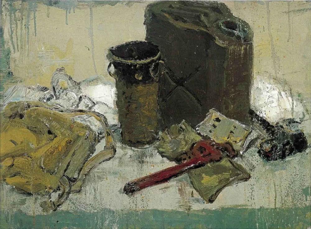 杭州艺考画室给你整理了难得一见的广美基础部收藏级色彩作品,36
