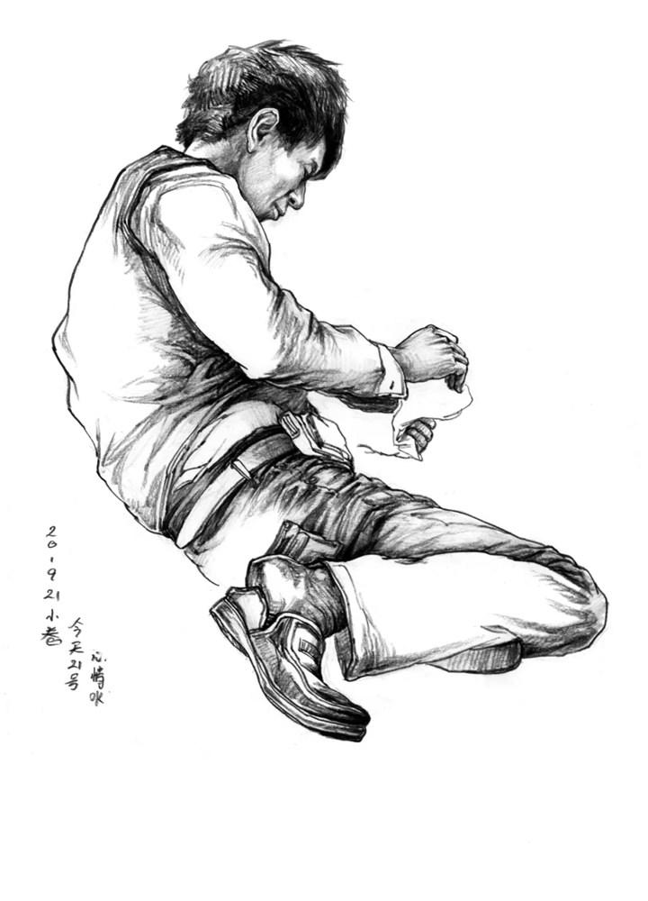 杭州艺考画室告诉你素描结构、色调、质感该如何表现?,55