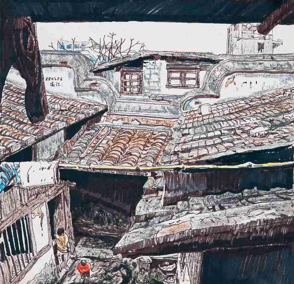 你的速写画不好,就是因为这个,杭州美术培训班老鹿带你涨涨见识,24