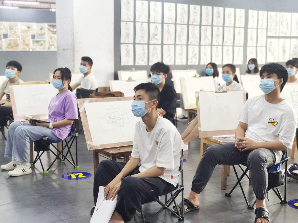 杭州白鹿画室,杭州画室,杭州画室复课,31