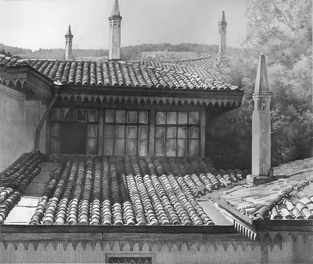 素描这样处理光影,很出彩,杭州艺考画室建议收藏,36