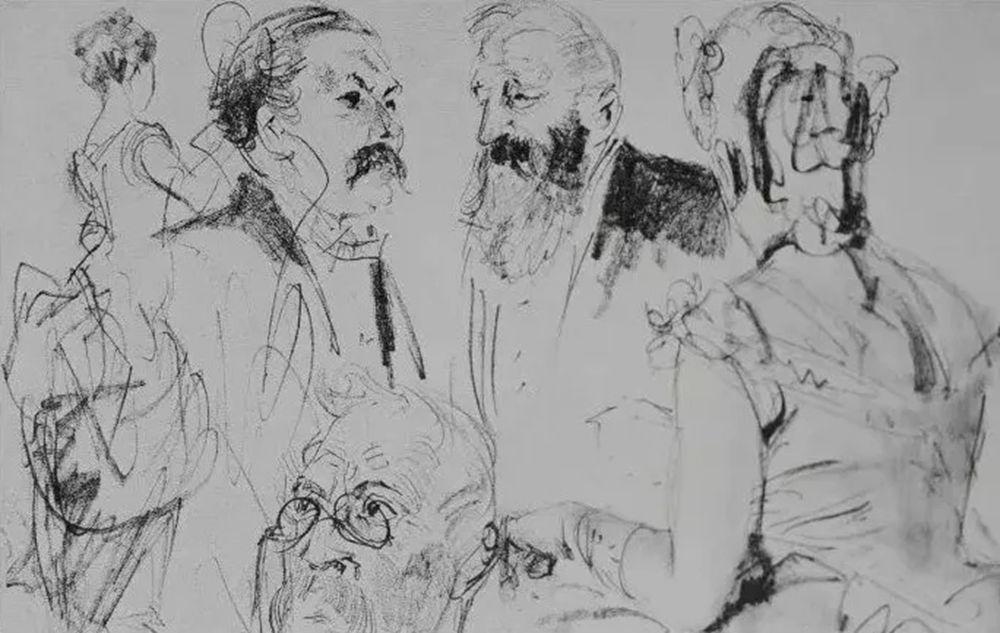 杭州艺考画室,杭州画室素描培训,杭州素描画室,15