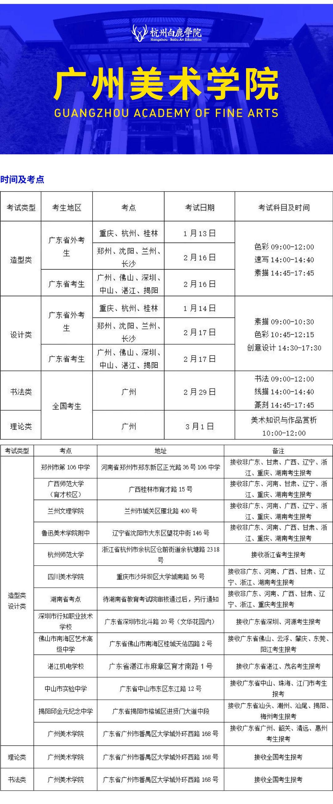 杭州美术培训,杭州白鹿画室,九大美院考点       11