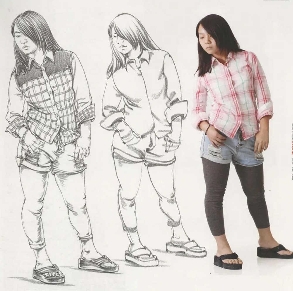 杭州艺考画室干货:掌握好以下七大要素,离画好速写不远了,05
