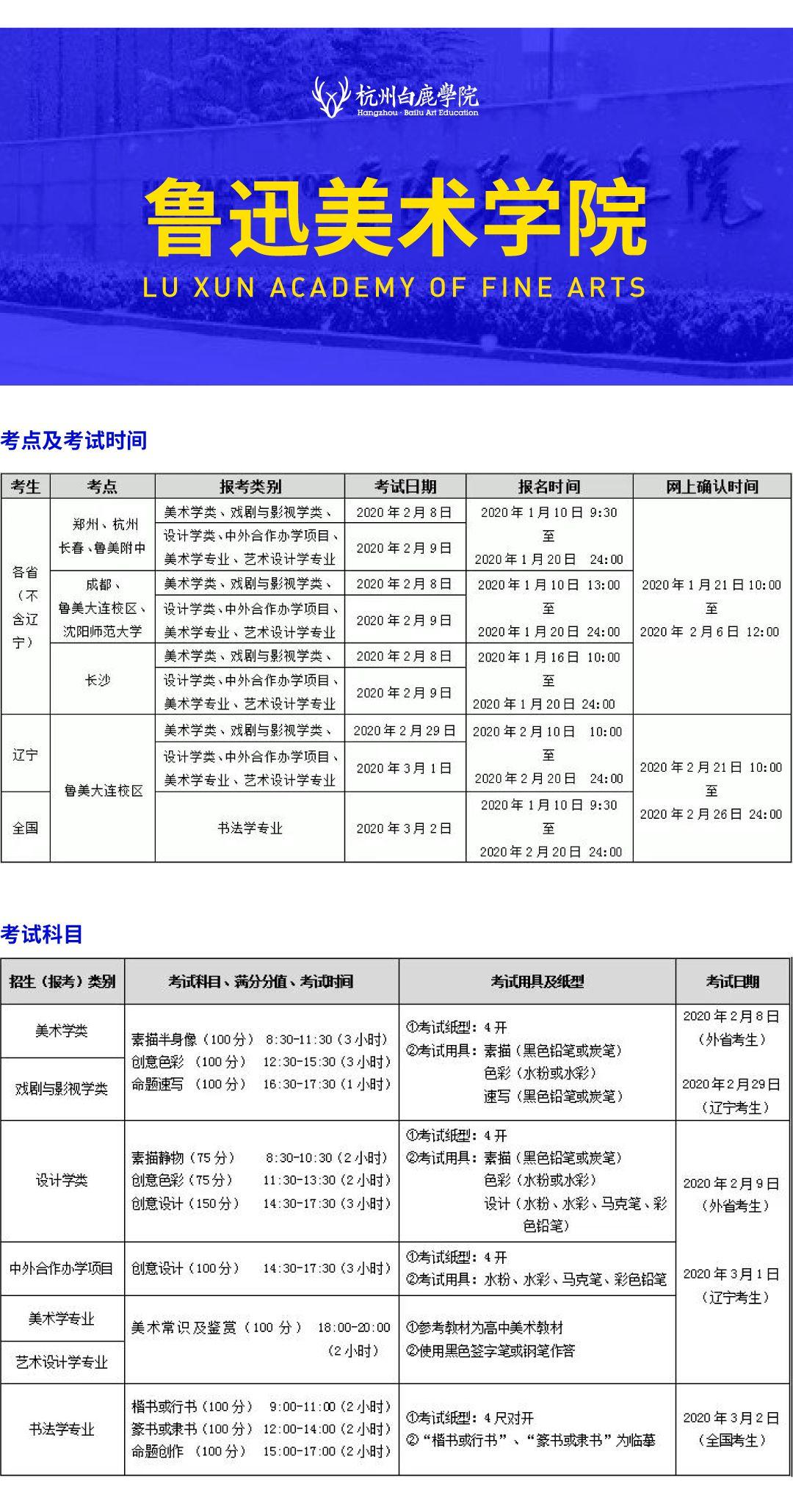 杭州美术培训,杭州白鹿画室,九大美院考点       19