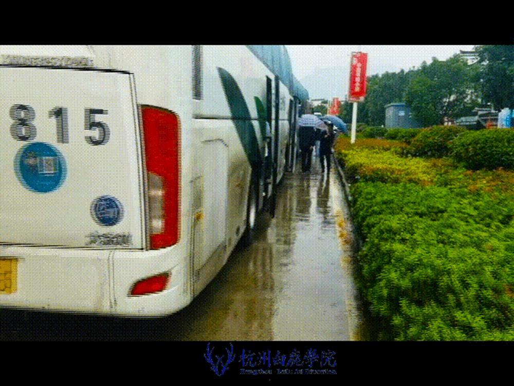 杭州艺考画室白鹿写生季 | 画画的Baby们安全抵达写生地啦,17