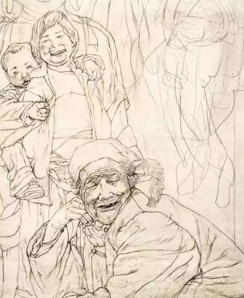 杭州艺考画室,杭州画室,杭州素描培训画室,23