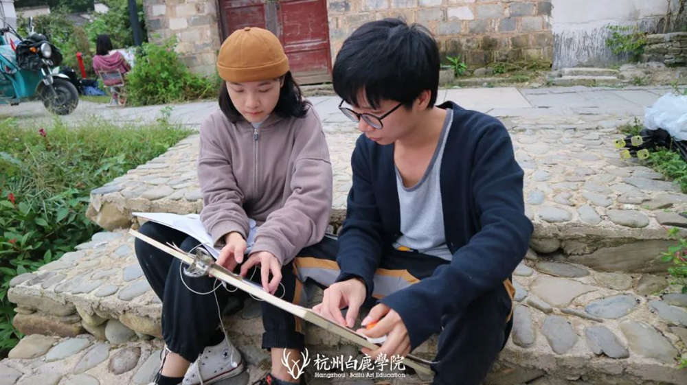 杭州艺考画室白鹿写生季 | 秋天的第一场写生未完待续,34