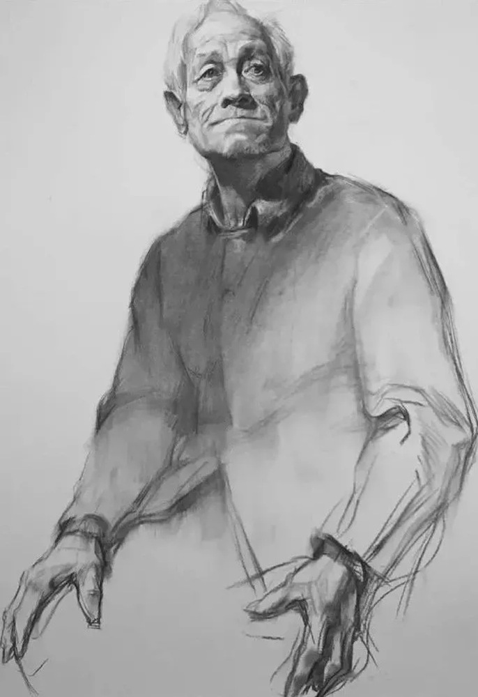 杭州艺考画室,杭州素描画室,杭州画室培训,30