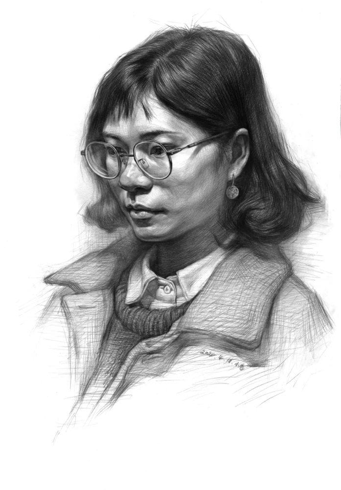 杭州艺考画室告诉你素描结构、色调、质感该如何表现?,31