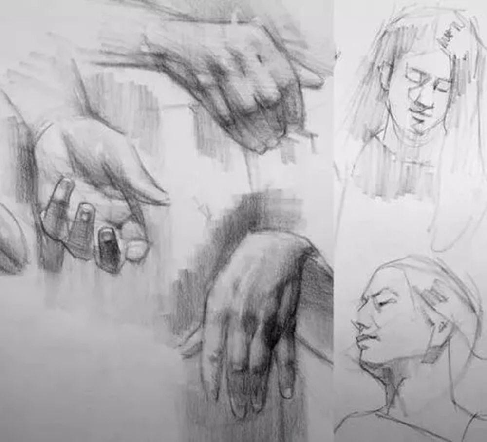 杭州艺考画室告诉美术生该如何突破瓶颈期,10