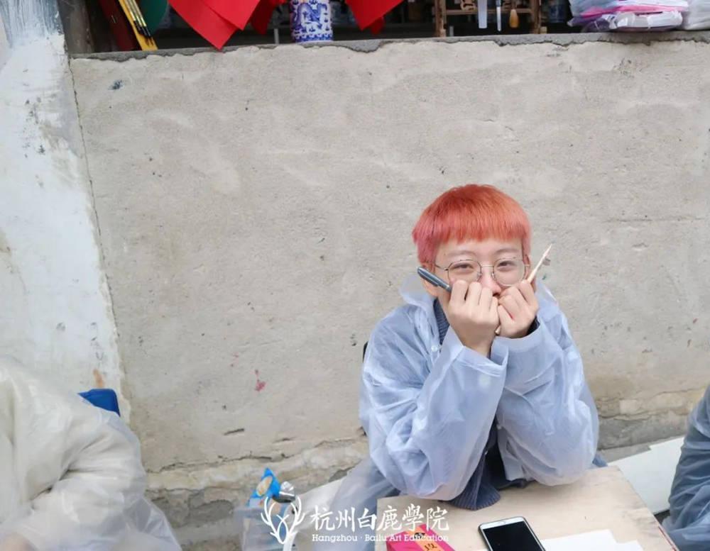 杭州艺考画室白鹿写生季 | 秋天的第一场写生未完待续,43