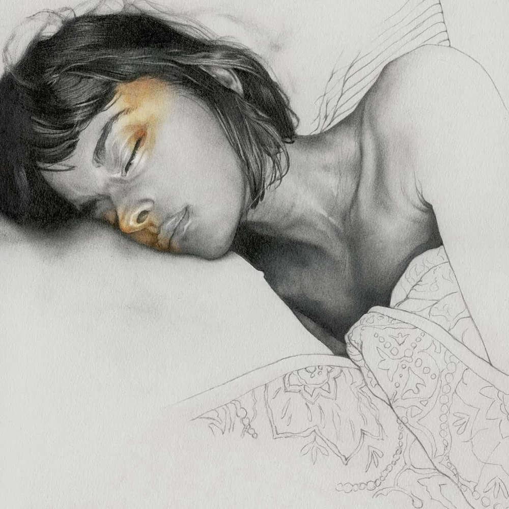 大神的素描,画的就是感觉,杭州艺考画室带你领略,42