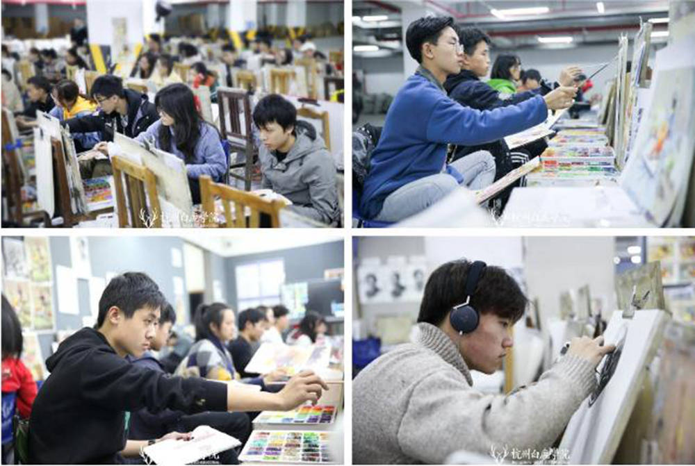 杭州画室,杭州艺考画室,杭州美术培训画室,06