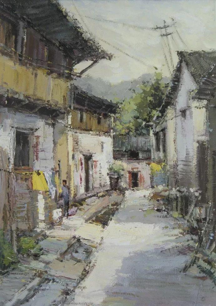 杭州艺考画室给你全面剖析色彩风景与色彩静物,美术生速看,05