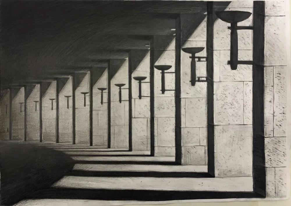 杭州艺考画室,杭州画室培训,杭州画室作品欣赏,30
