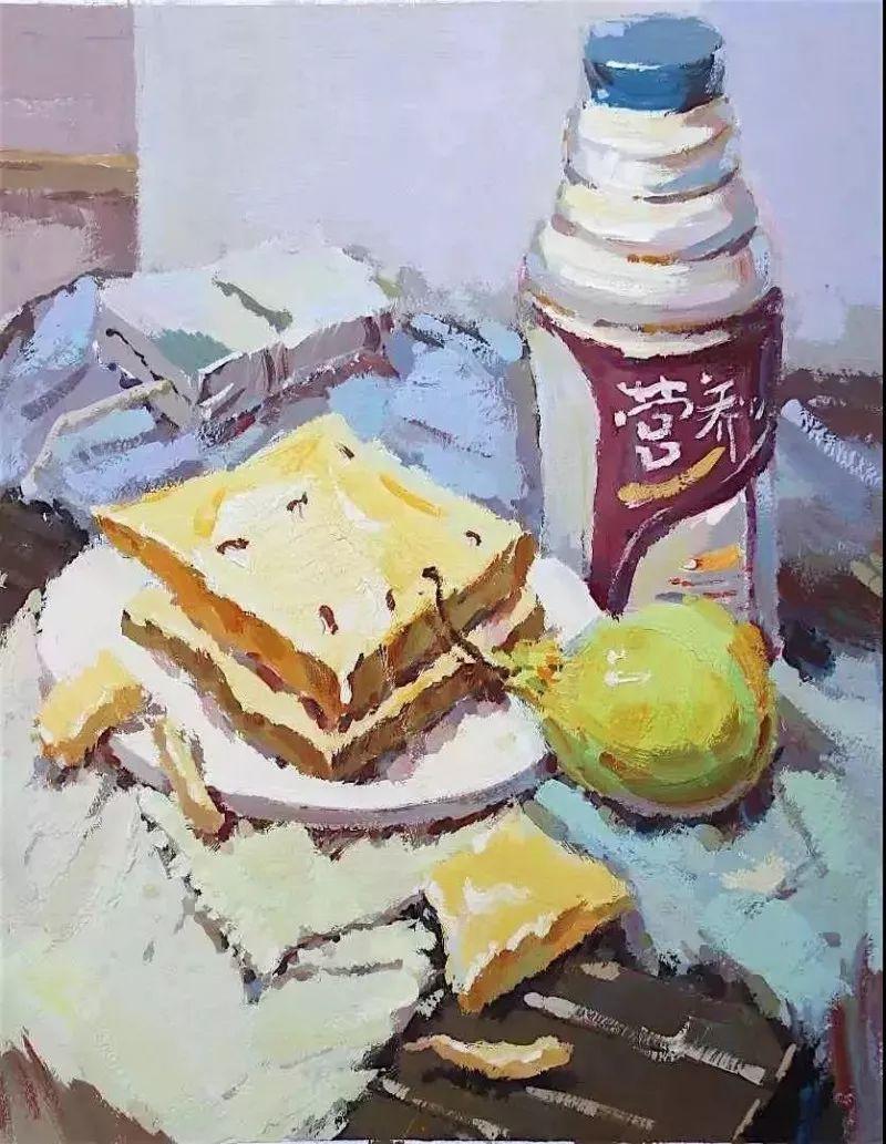 杭州艺考画室给你全面剖析色彩风景与色彩静物,美术生速看,16