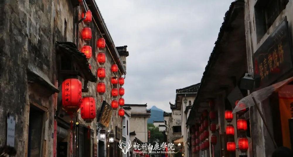 杭州艺考画室白鹿写生季 | 画画的Baby们安全抵达写生地啦,40