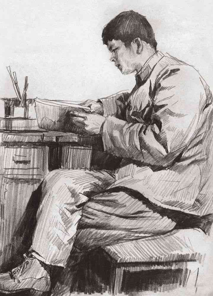 你的速写画不好,就是因为这个,杭州美术培训班老鹿带你涨涨见识,01