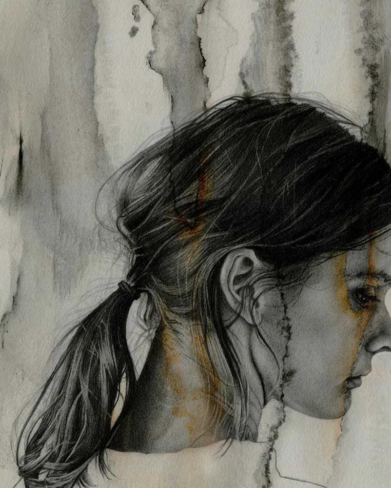 大神的素描,画的就是感觉,杭州艺考画室带你领略,20