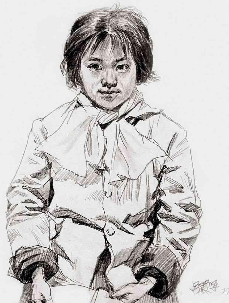 你的速写画不好,就是因为这个,杭州美术培训班老鹿带你涨涨见识,04