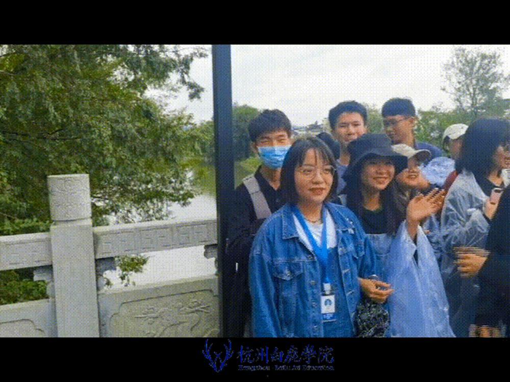 杭州艺考画室白鹿写生季 | 画画的Baby们安全抵达写生地啦,49