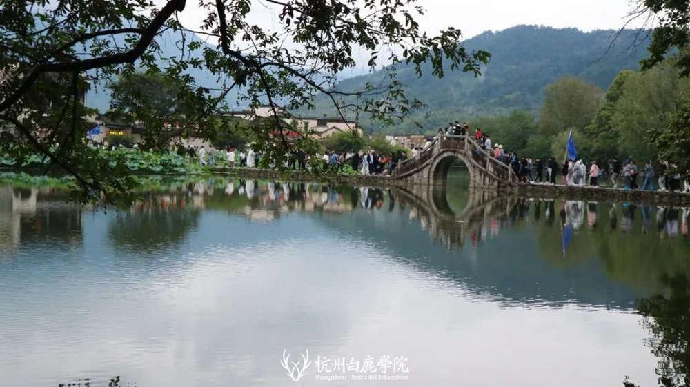 杭州艺考画室白鹿写生季 | 画画的Baby们安全抵达写生地啦,38