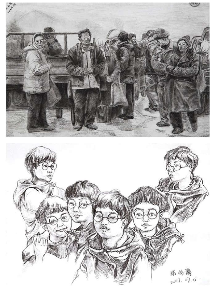 杭州画室,杭州白鹿画室,杭州艺考画室,22