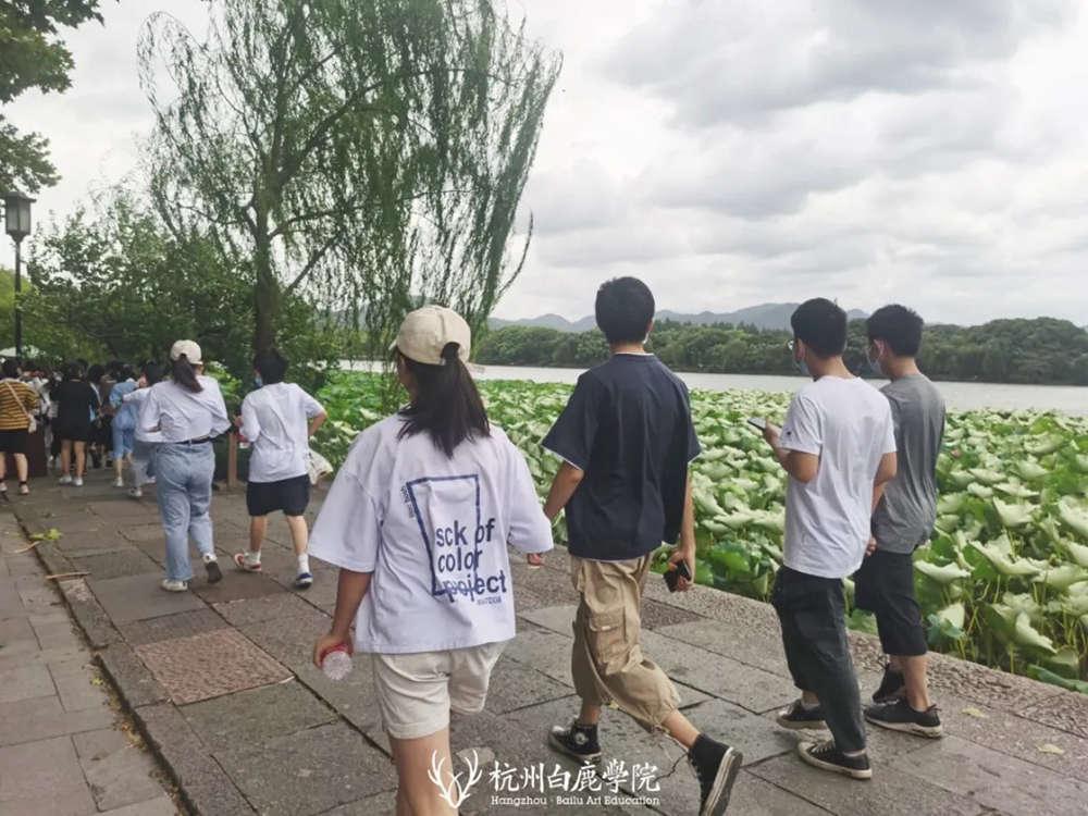 杭州艺考画室暑假班 | 游学致敬抗疫英雄,强国少年未来可期,07