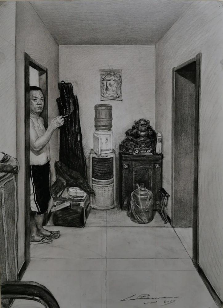 杭州艺考画室,杭州画室培训,杭州画室作品欣赏,36
