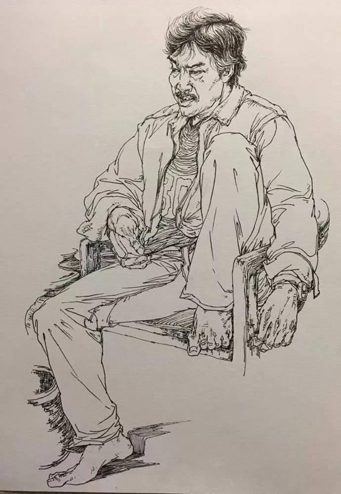 杭州艺考画室,杭州美术画室,杭州画室速写培训,02