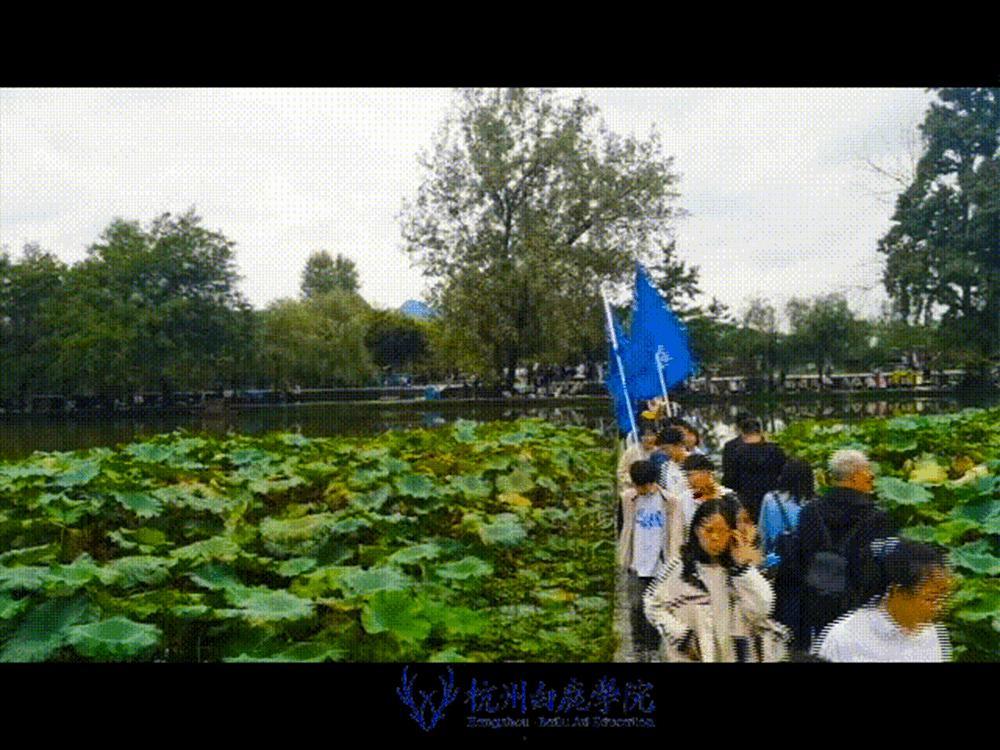杭州艺考画室白鹿写生季 | 画画的Baby们安全抵达写生地啦,50